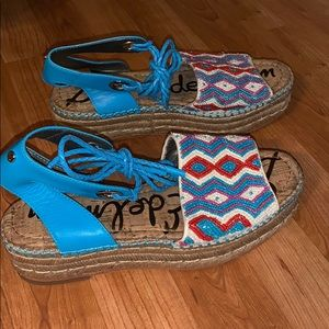 Sam Edelman Shoes - SAM EDELMAN | Neera Beaded Espadrilles